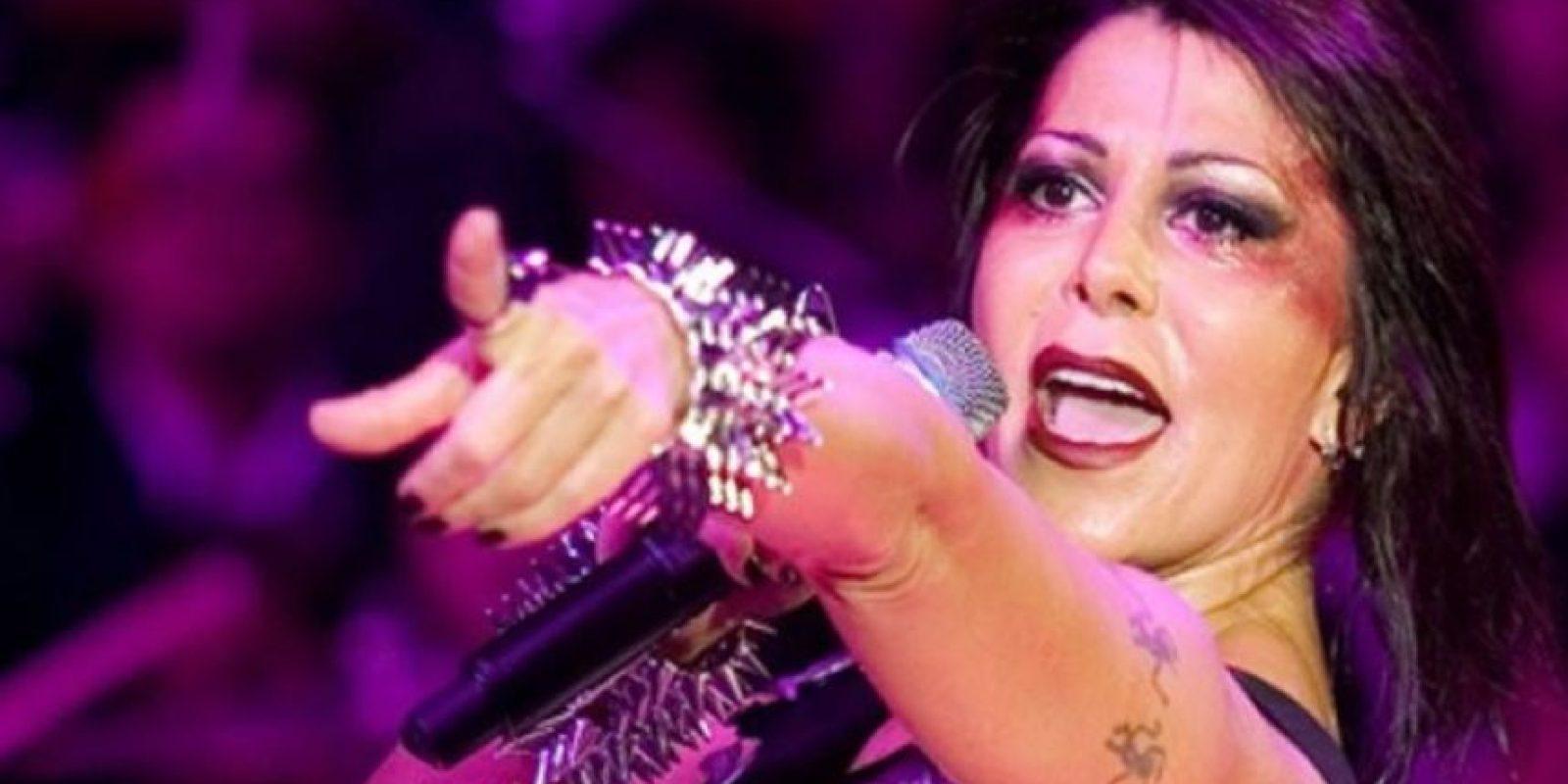 """En 1999 recibe una nominación para el Grammy Latino con """"Algo Natural"""". Ganó su primer premio dos años después. Foto:vía Getty Images"""