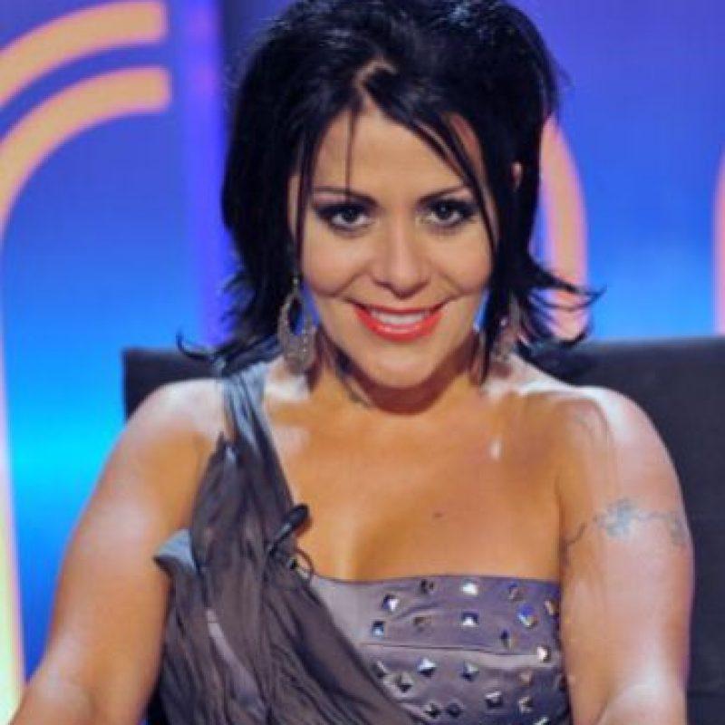 """Tuvo a su hija Frida Sofía el año siguiente, producto de su relación con Pablo Moctezuma. En 1993 posó para Playboy y es conocida su canción """"Mala Hierba"""". Foto:vía Getty Images"""