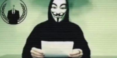 Anonymous le solicitó a Trump pensar antes de hablar. Foto:Vía Youtube