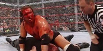 DX vs La familia McMahon y Big Show, en Unforgiven 2006 Foto:WWE