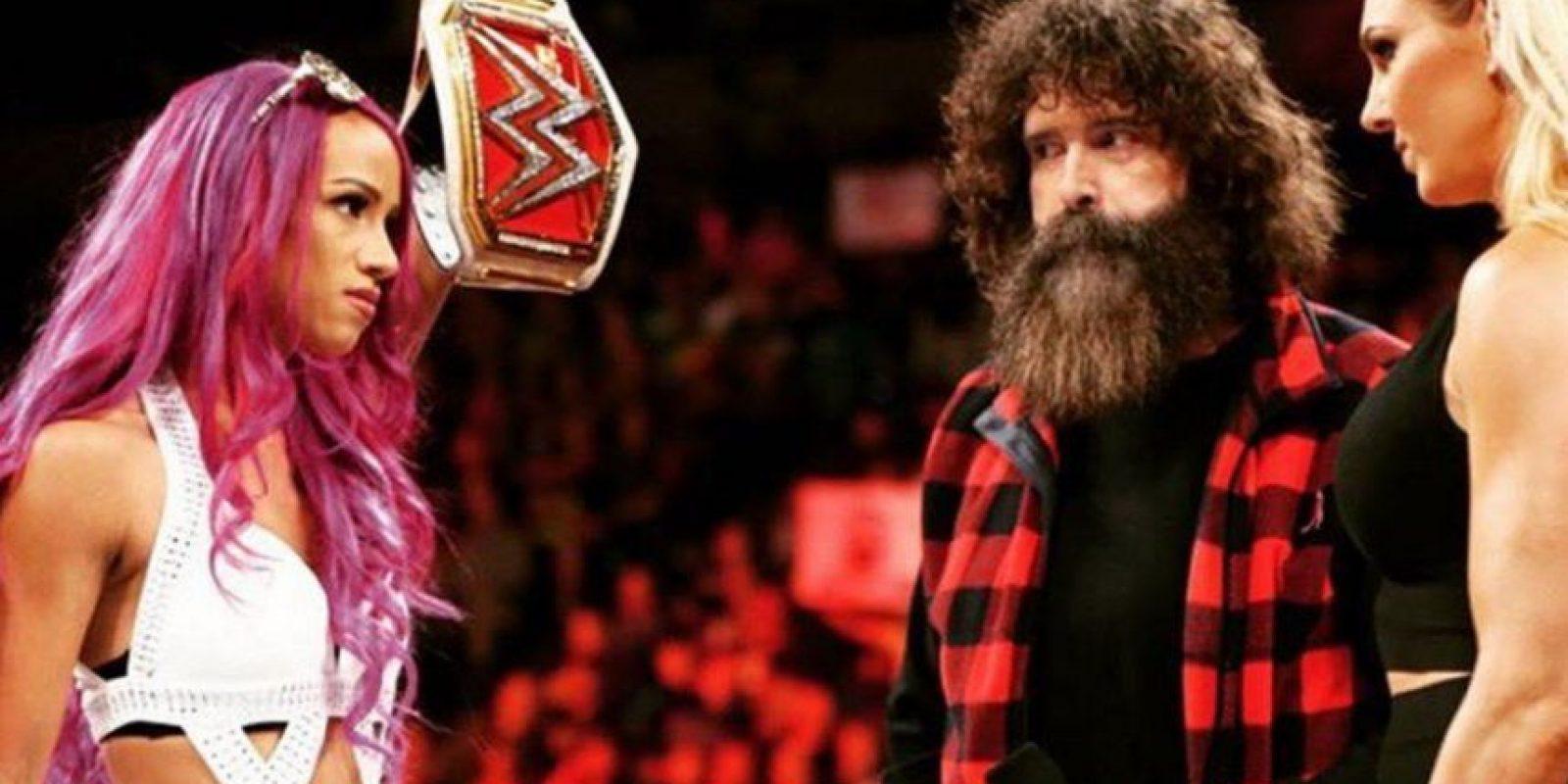 Las implicadas en la polémica Foto:WWE