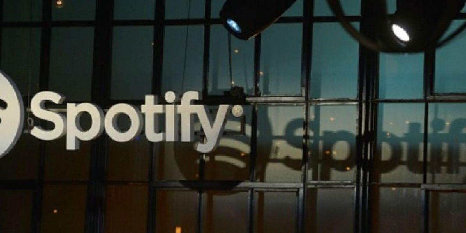 Usuarios que no paguen en Spotify no podrán escuchar todos sus discos favoritos. Foto:Getty Images