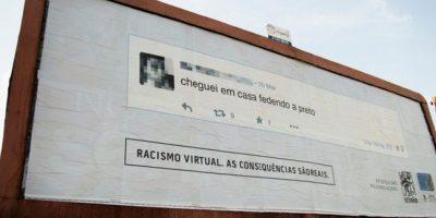 """""""Llegué a casa apestando a negro"""". Foto:racismovirtual.com.br/"""