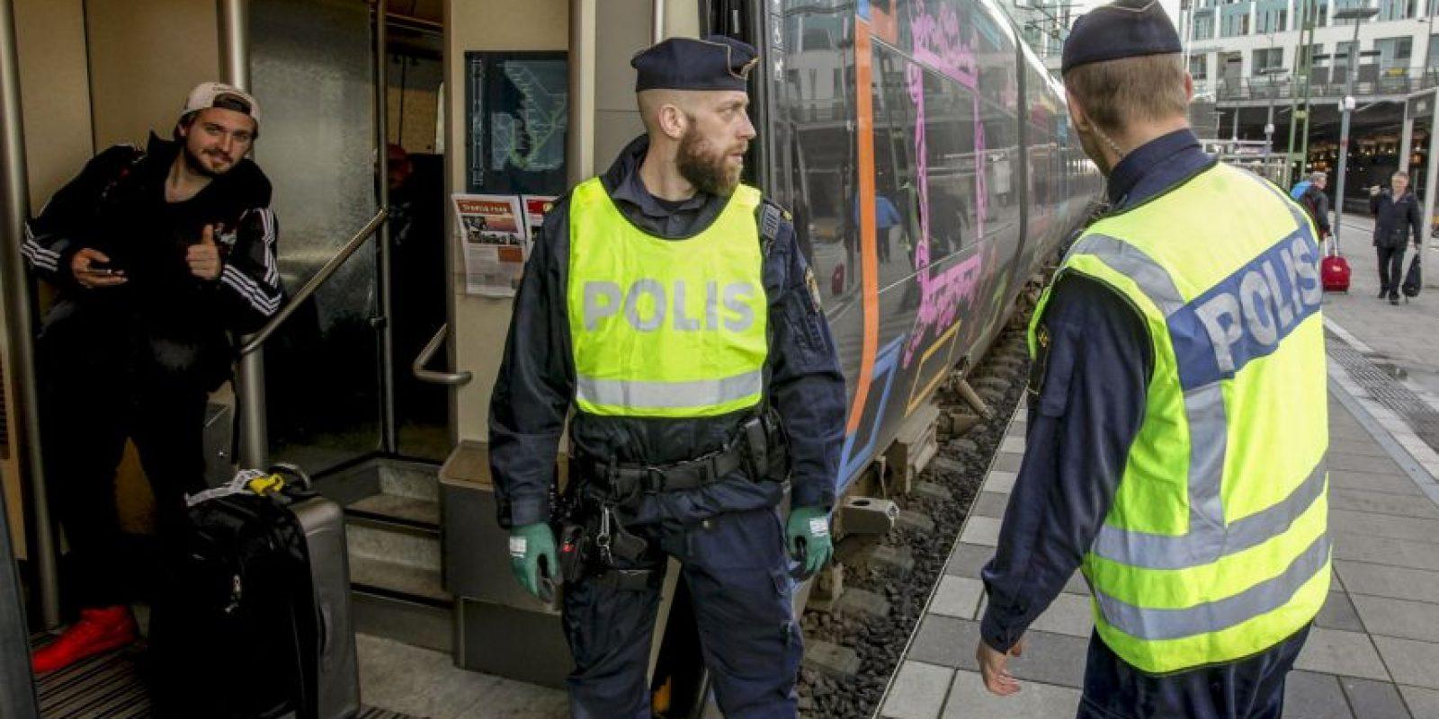 El gobierno sueco anunció una serie de medidas con la esperanza de disuadir a los refugiados a querer llegar al territorio. Foto:AFP
