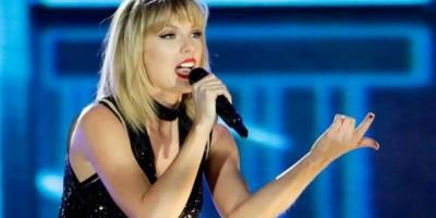 Taylor Swift la artista mejor pagada de 2016