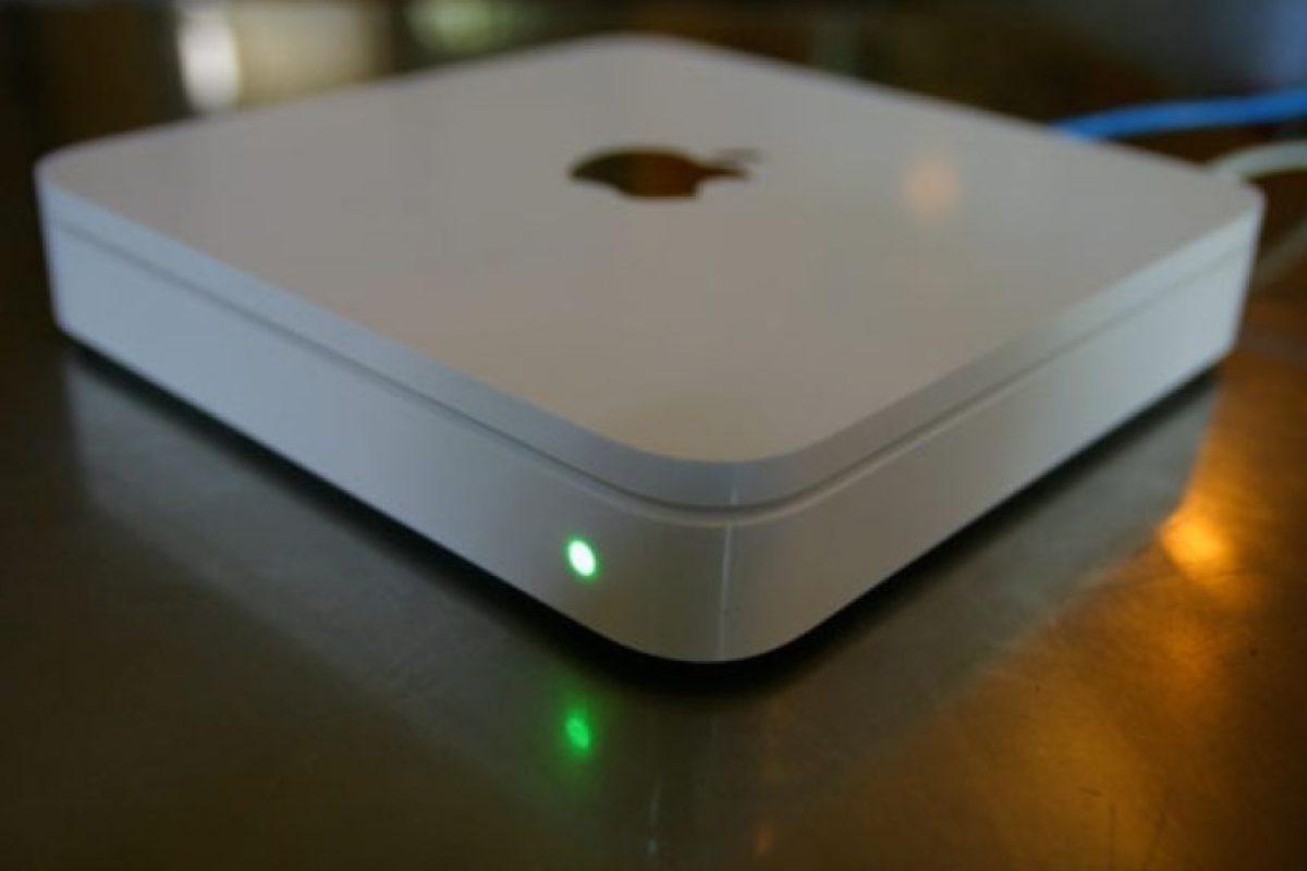 Time Capsule de primera generación (conexión Wi-Fi 802.11n) Foto:Tumblr
