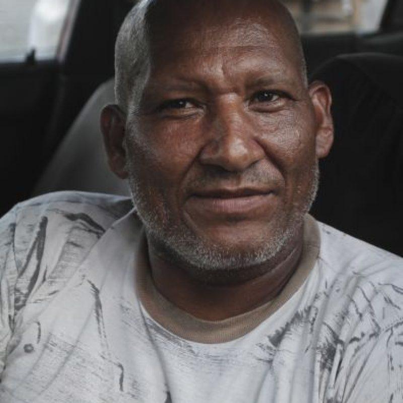 Ponciano Félix Santana, chofer de carro público.