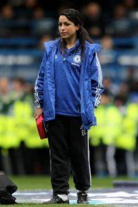 Carneiro, de 42 años, fue separada del equipo por indicaciones de Mourinho tras el duelo de la primera jornada en la Premier League. Foto:Tumblr