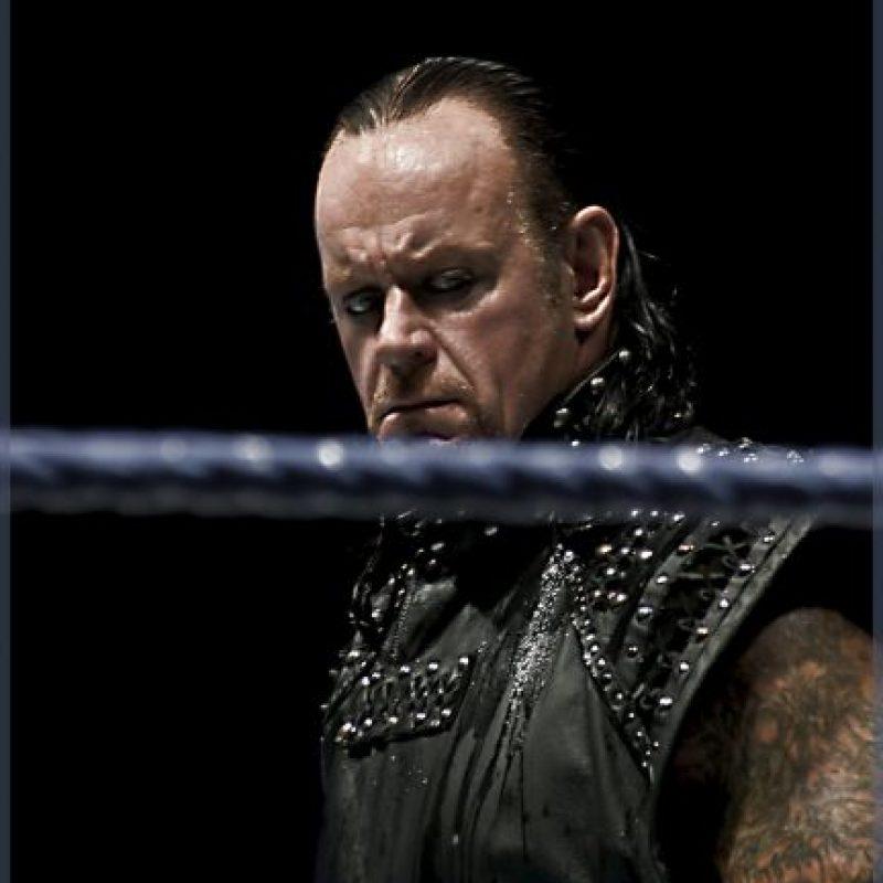 """El """"Enterrador"""" generará 16 millones de dólares Foto:WWE"""