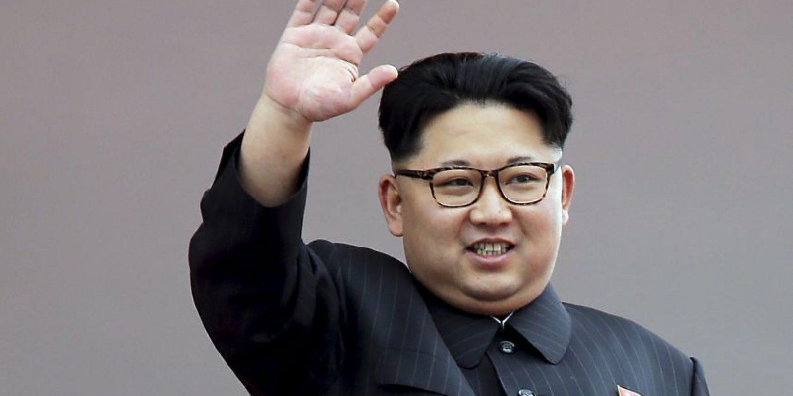 No se sabe en dónde está la esposa de Kim Jong-un Foto:AP