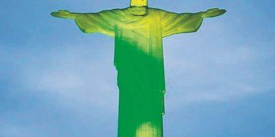 Cristo Redentor, Río de Janeiro, Brasil Foto:Metro