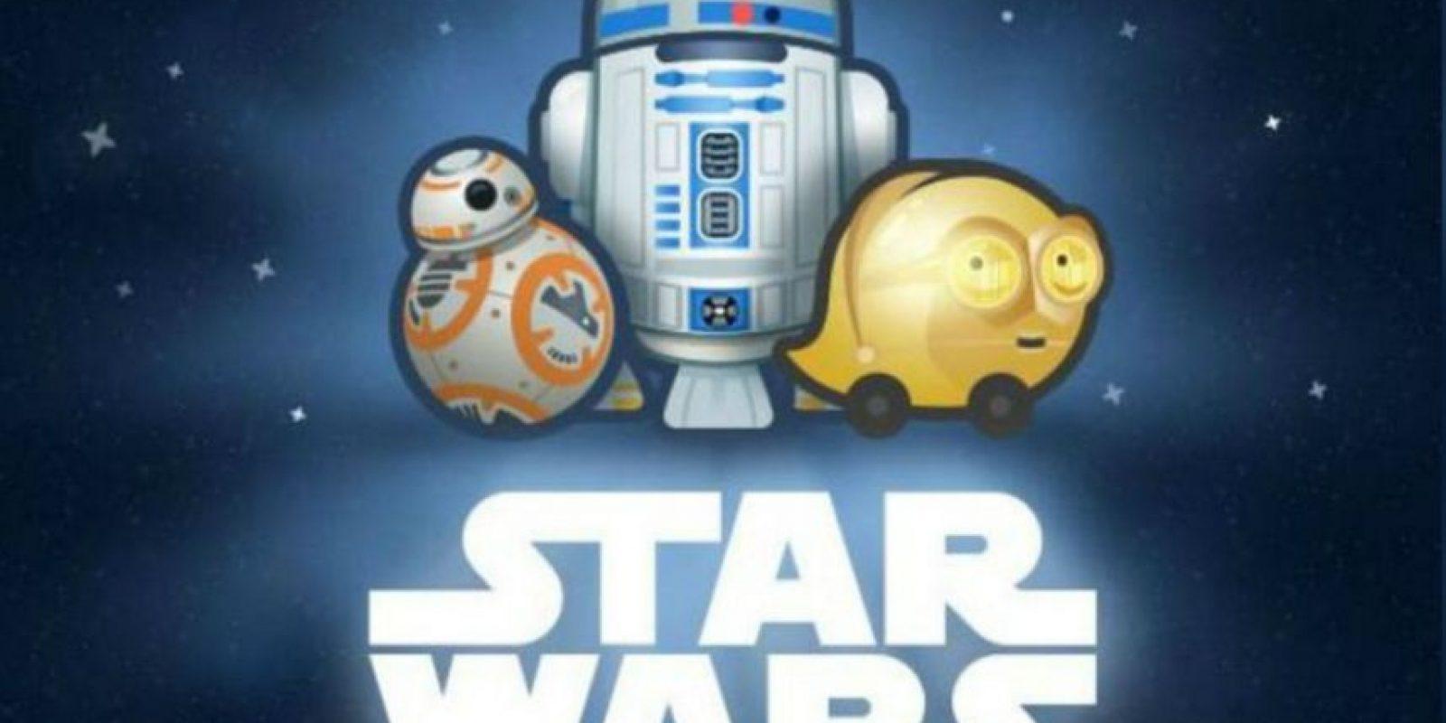 Star Wars tomará el control de su automóvil. Foto:Waze