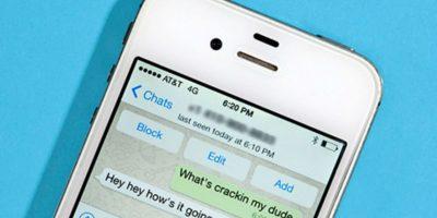 WhatsApp permitá silenciar a personas indeseables en grupos