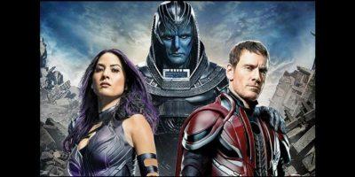 """20th Century Fox y Marvel han revelado el primer tráiler oficial de """"X-Men: Apocalypse"""" Foto:20th Century Fox"""
