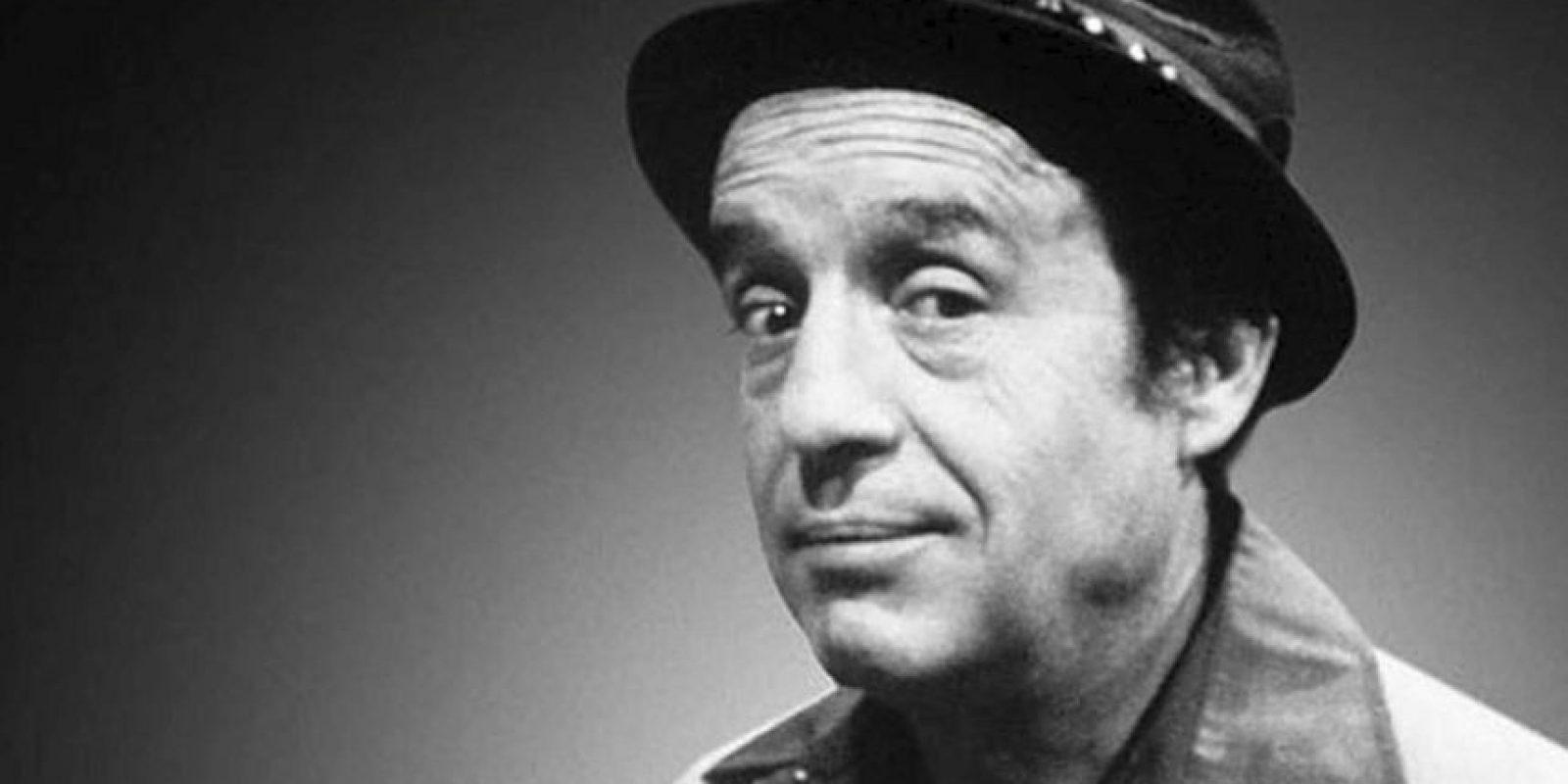 Fue actor comediante, dramaturgo, escritor, guionista, compositor, director y productor televisivo mexicano. Foto:Grosby Group