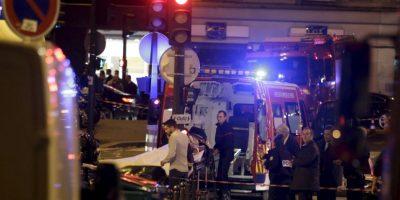 """Algunos de los presentes describieron la escena dentro del recinto como """"una carnicería"""". Foto:AFP"""