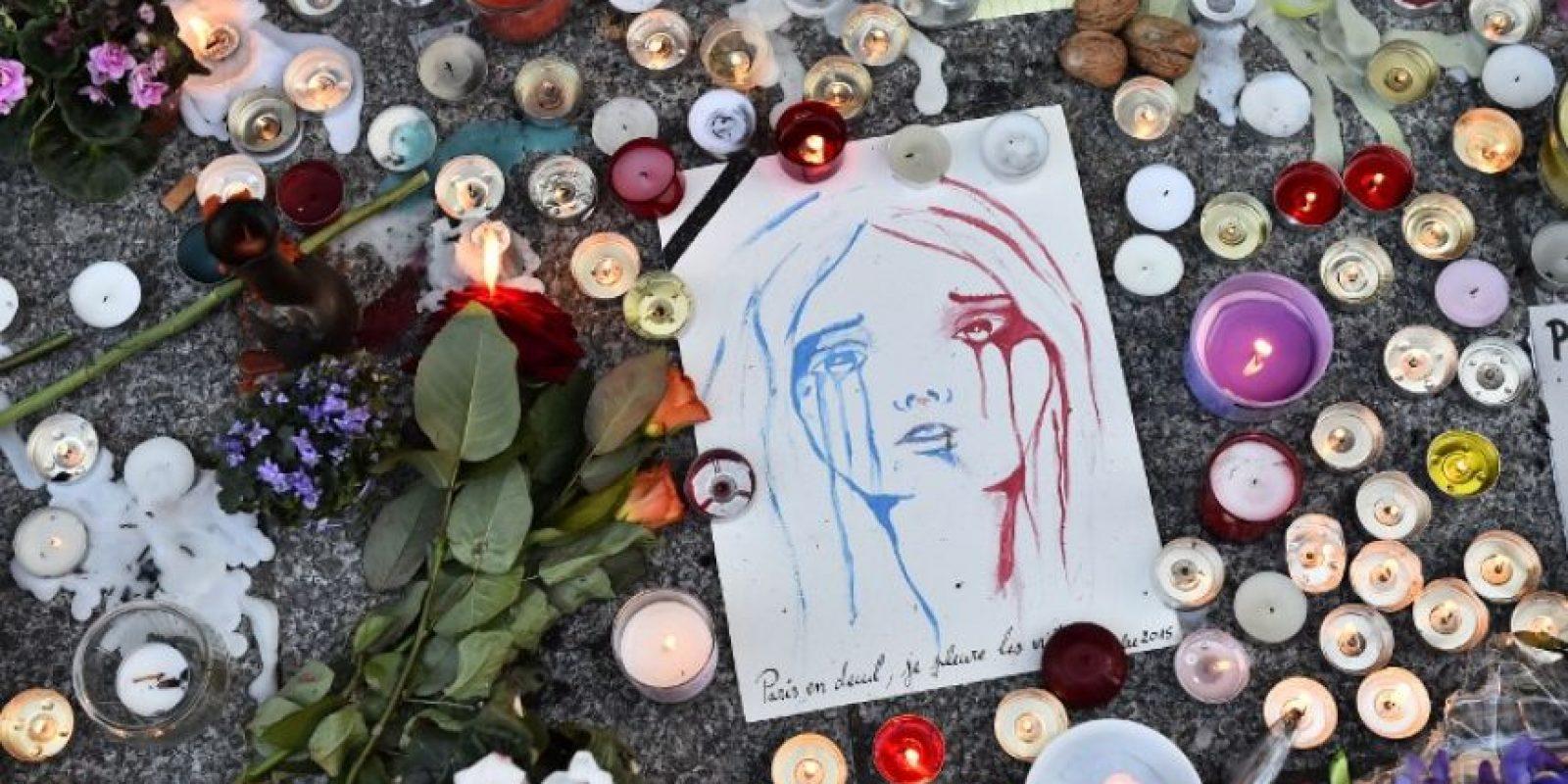 Se perpetraron en diferentes zonas, como el Estadio de Francia y el Teatro Bataclán Foto:AFP
