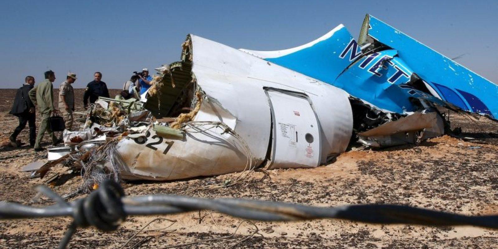 El atentado ocurrió el 31 de octubre. Foto:AFP