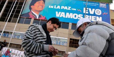 """""""Fidel no se ha enfermado, solo está en reparación. Fidel va a vivir 80 años más"""". Foto:AFP"""