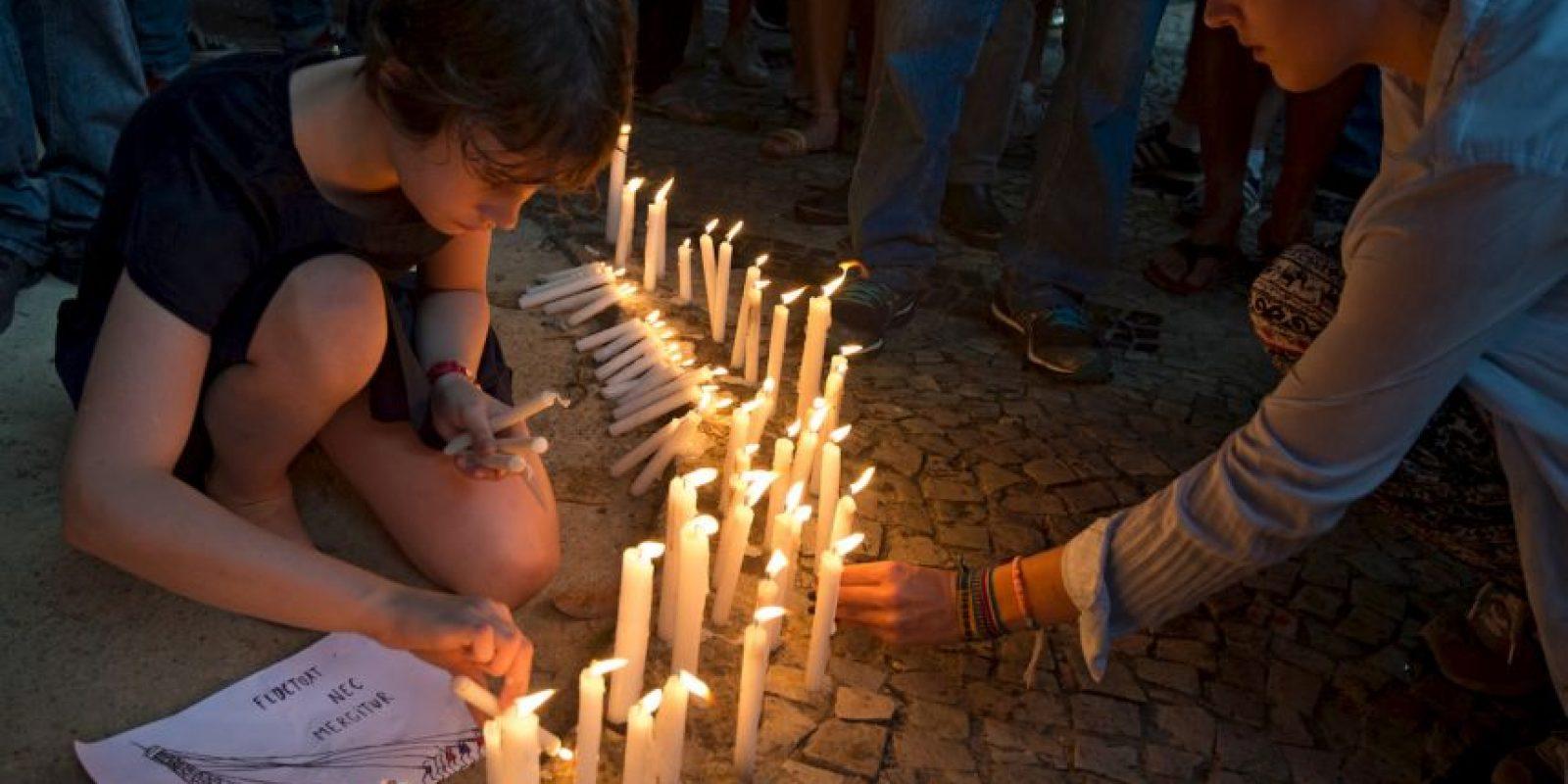 Brasil Foto:AFP