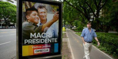 Mientras que Mauricio Macri hará un evento en la región conocida como Humahuaca Foto: AFP