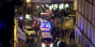 Antes de que las autoridades retomaran el control cientos eran rehenes. Foto:AFP