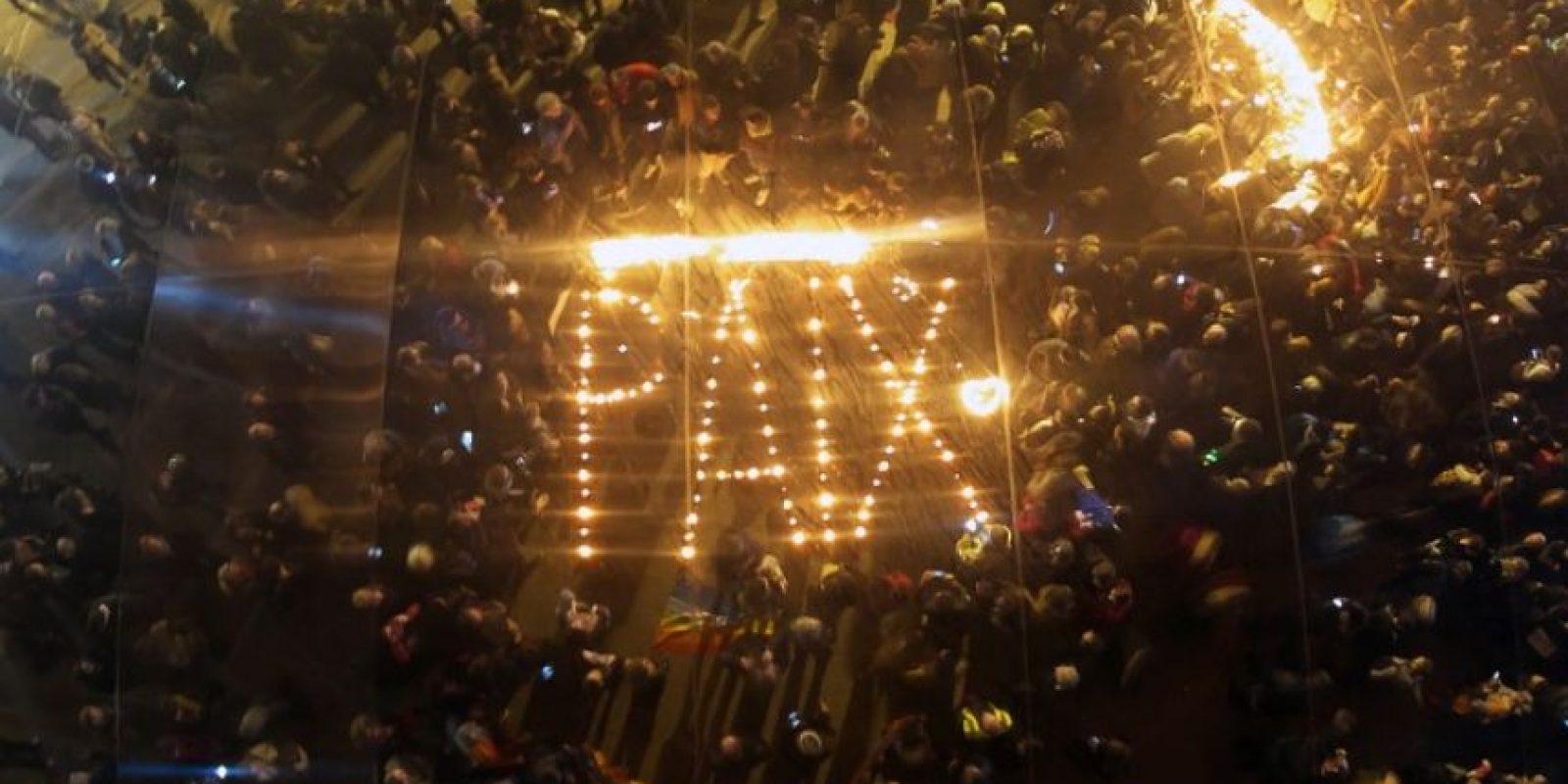 Cuando las autoridades lleguen, mantenga las manos siempre a la vista Foto:AFP