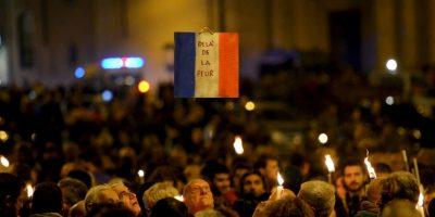 Francia lanzó la ofensiva hoy y bombardeó a ISIS en Siria. Foto:AFP
