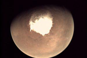 Así se ve Marte desde la cámara de ExoMars Foto:AFP