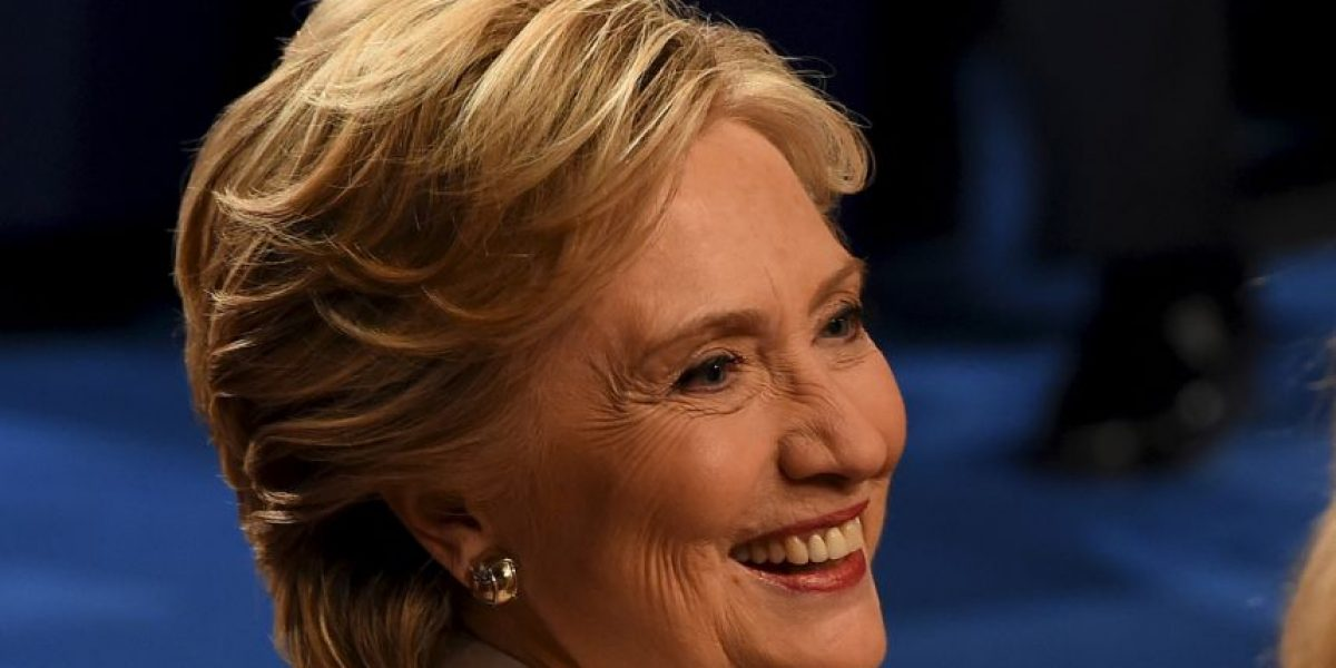 5 frases épicas de Hillary Clinton en el tercer debate presidencial