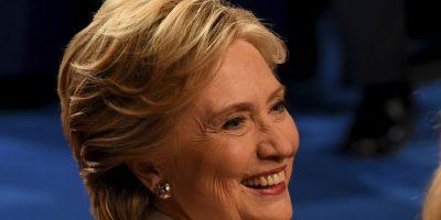 Este fue el último debate presidencial Foto:AFP