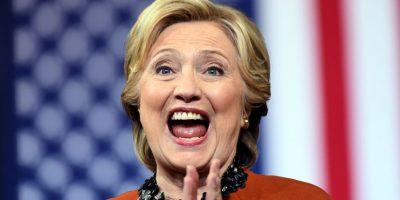 Hillary Clinton lleva una ligera ventaja en las encuestas Foto:AFP