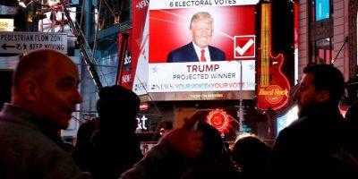 """Impuestos: El plan de Donald Trump es bajar """"significativamente"""" los impuestos para todos. Foto:AFP"""