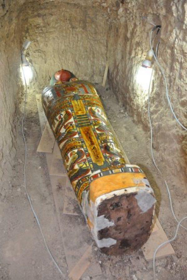 Se cree que tiene más de 3 mil 200 años de antigüedad Foto:AFP