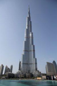 Burj Khalifa Dubai, EAU (828 m)