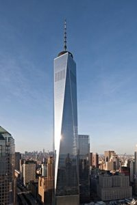 ONE WTC Nueva York, EE.UU.(541.3 m)