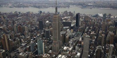 El Empire State Building, con 102 pisos, fue el primer edificio en la historia en tener más de 100 plantas.