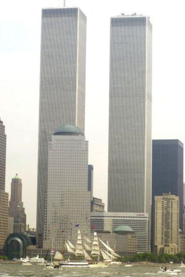 11 de septiembre de 2001 Foto:Getty Images
