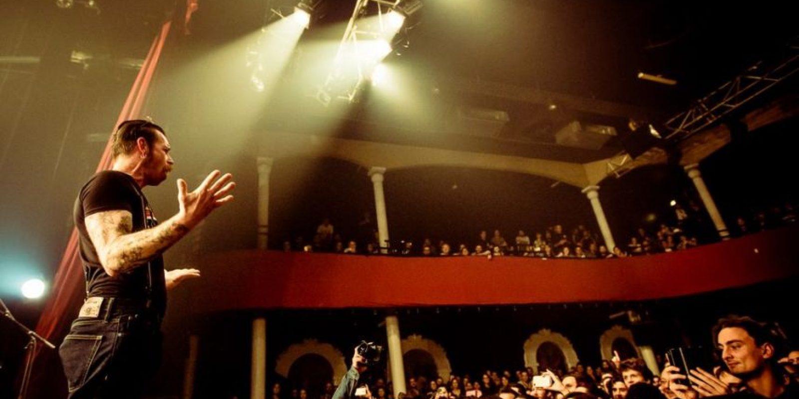 Así se vivía la noche de aquel 13 de noviembre Foto:Facebook.com/manuwino