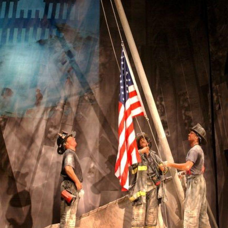 Y hubo más de seis mil heridos Foto:Getty Images