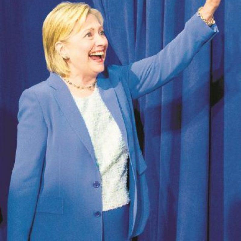 Hillary Clinton Foto:Fuente externa