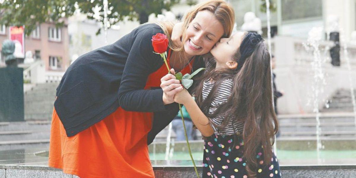 El amor incondicional de mamá