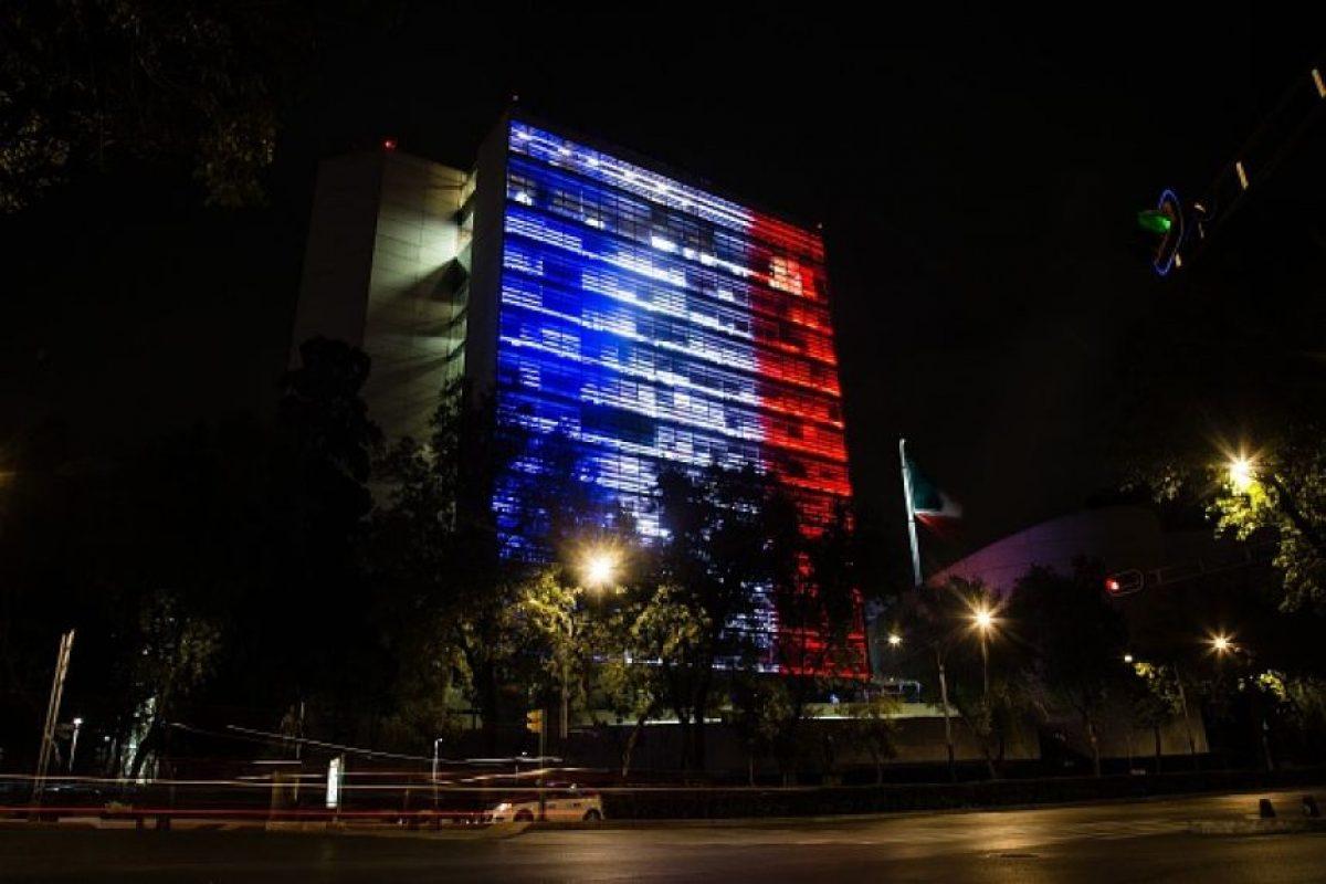 MÉXICO: Senado de la República. Foto:Getty Images