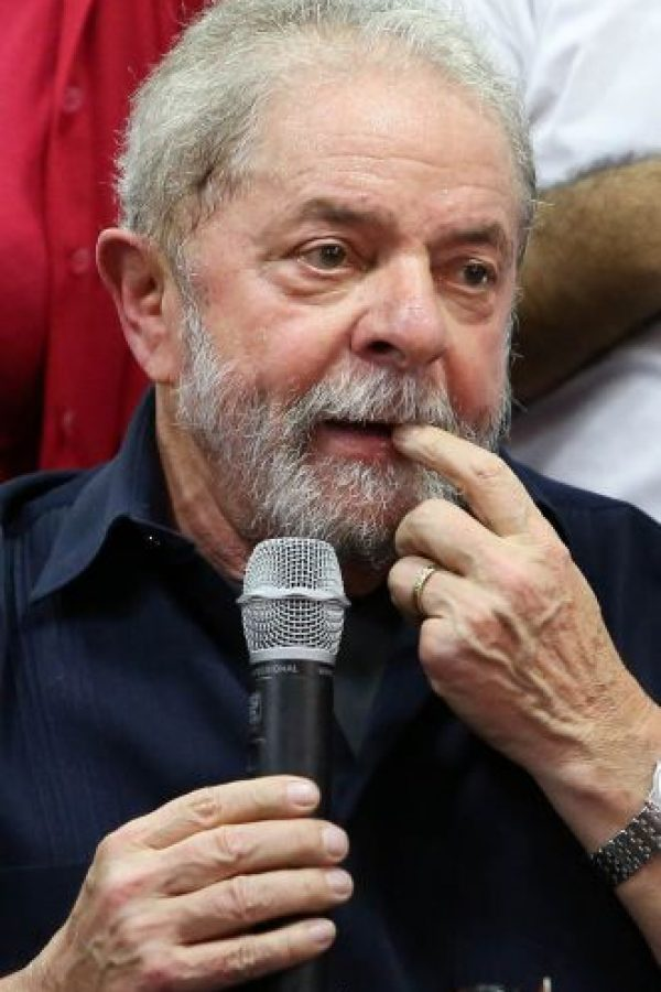 Lula Da Silva Foto:Fuente Externa