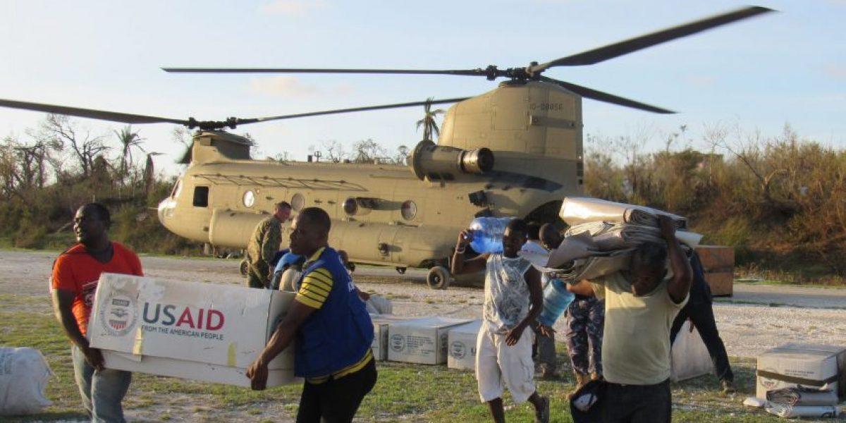 Los daños del huracán en Jeremie dificultan llegada de ayuda humanitaria