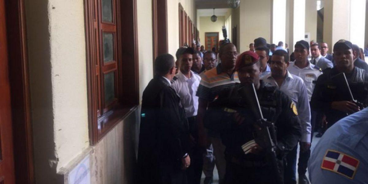 Juzgado determinará este lunes sí envía o no a jucio de fondo a Blas Peralta
