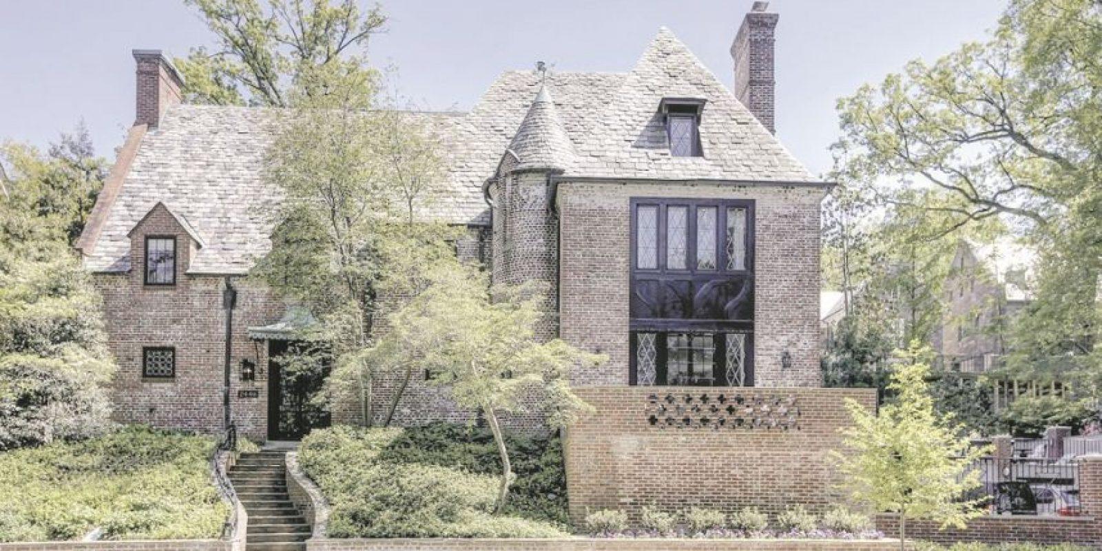 Así será la próxima residencia de Barack Obama tras abandonar la Casa Blanca. Foto:wfp.com