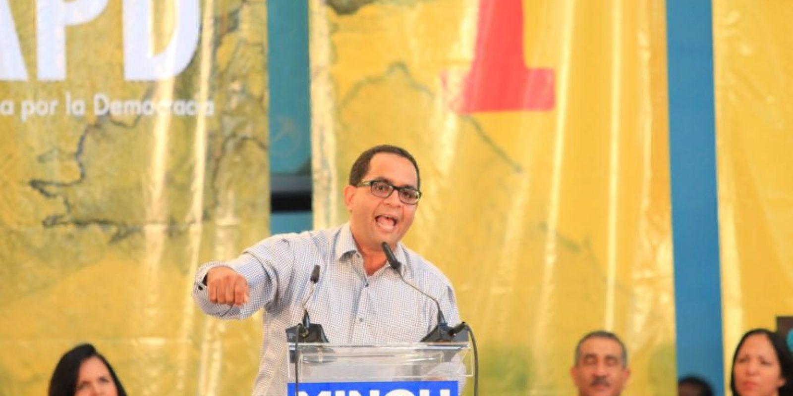 Carlos de Peña, APD. Foto:Fuente externa