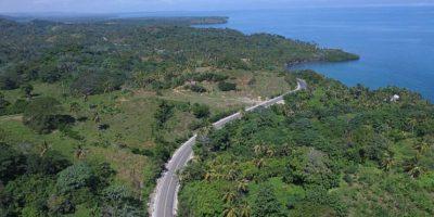 Danilo Medina inaugura carretera Sabana de la Mar-Miches