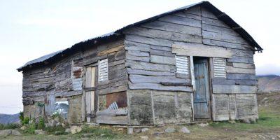 Así son las casas del lugar Foto:Vianco Martínez